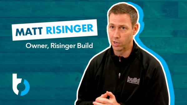 matt risinger - risinger build