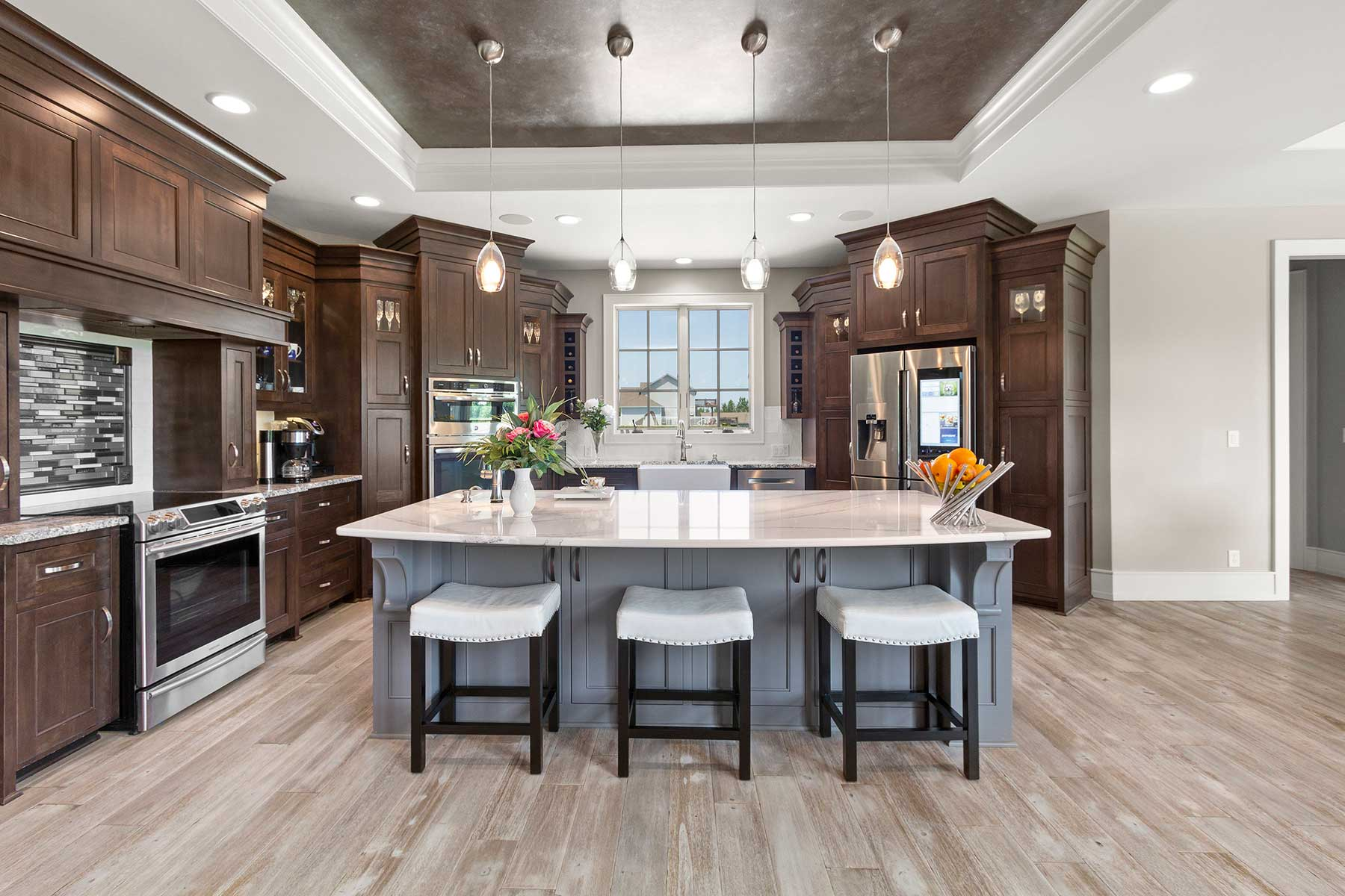 Custom Smart Home by Owen Homes