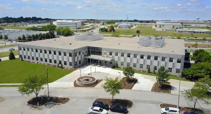 buildertrend headquarters - omaha nebraska