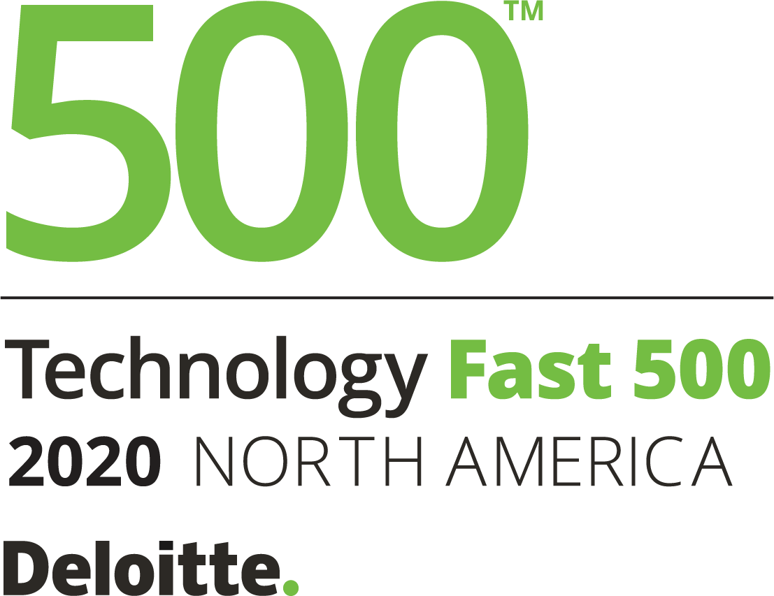 Deloitte's Fast 500 award