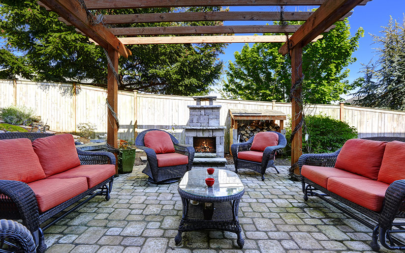 renovating outdoor spaces