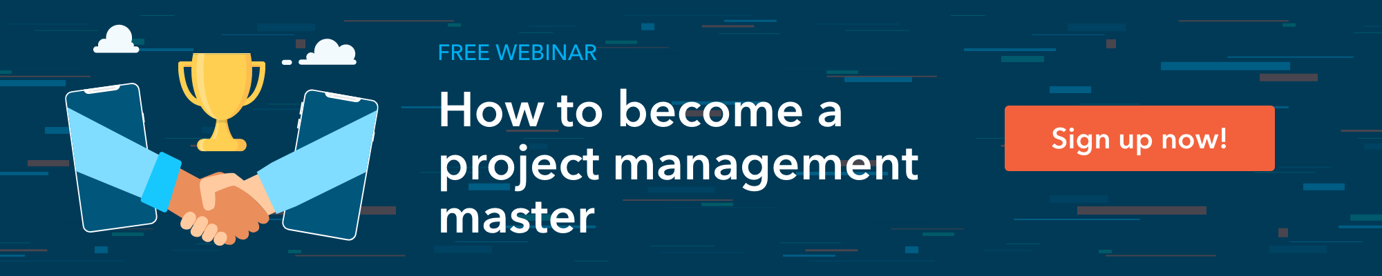 Project management master webinar