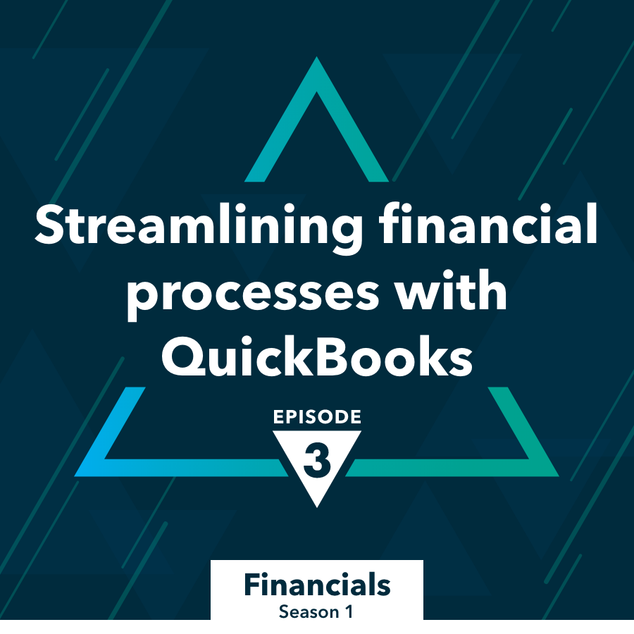 Streamlining financial processes with Quickbooks
